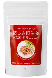 蒸し金時生姜 +玄米・無臭ニンニク イメージ